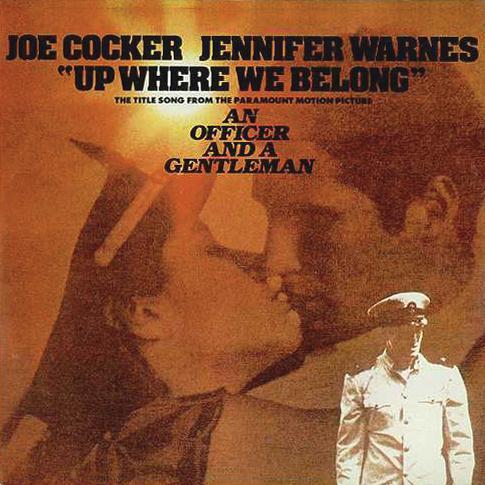 Joe Cocker and Jennifer Warnes image and pictorial
