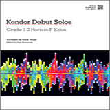 Download Varga 'Kendor Debut Solos - Horn in F' Digital Sheet Music Notes & Chords and start playing in minutes
