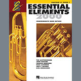 Download or print Various Essential Elements 2000, Book 1 For Baritone T.C. (Book Only) Digital Sheet Music Notes and Chords - Printable PDF Score