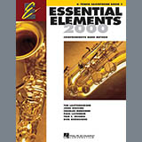 Download or print Various Essential Elements 2000, Book 1 For Bb Tenor Saxophone (Book Only) Digital Sheet Music Notes and Chords - Printable PDF Score