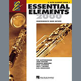 Download Various 'Essential Elements 2000, Book 1 For Eb Alto Clarinet (Book Only)' Digital Sheet Music Notes & Chords and start playing in minutes