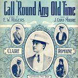 Victoria Monks Call Round Any Old Time Sheet Music and Printable PDF Score | SKU 122792