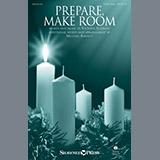 Victoria Schwarz Prepare, Make Room (arr. Michael Barrett) Sheet Music and Printable PDF Score | SKU 410610