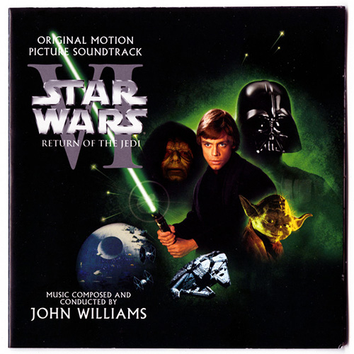 John Williams image and pictorial