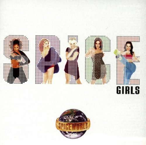 The Spice Girls image and pictorial