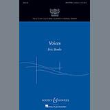 Eric Banks Voices Sheet Music and Printable PDF Score   SKU 86343