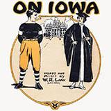 W.R. Law On Iowa Sheet Music and Printable PDF Score | SKU 415613