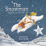 Howard Blake Walking In The Air (theme from The Snowman) Sheet Music and Printable PDF Score | SKU 102066