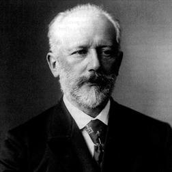 Pyotr Ilyich Tchaikovsky Waltz in F# Minor Sheet Music and Printable PDF Score | SKU 26058