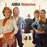 ABBA Waterloo Sheet Music and Printable PDF Score | SKU 104672