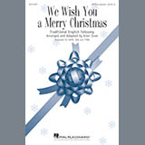 Kirby Shaw We Wish You A Merry Christmas Sheet Music and Printable PDF Score   SKU 182444