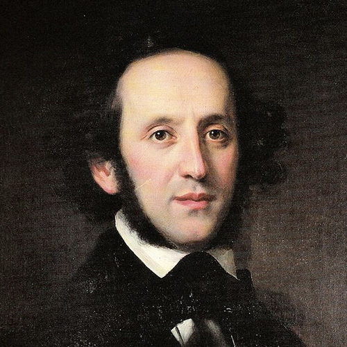 Felix Mendelssohn image and pictorial