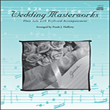 Frank J. Halferty Wedding Masterworks - Flute - Piano Accompaniment Sheet Music and Printable PDF Score   SKU 371303