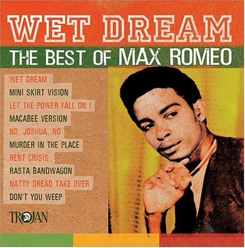 Max Romeo image and pictorial
