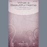 Hillsong Worship What A Beautiful Name (arr. Joseph M. Martin) Sheet Music and Printable PDF Score   SKU 195586