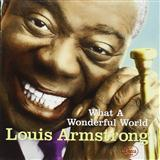 Louis Armstrong What A Wonderful World (arr. Mark Brymer) Sheet Music and Printable PDF Score   SKU 71941