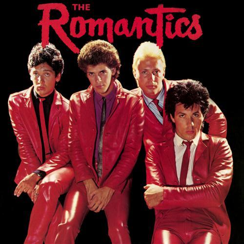 The Romantics image and pictorial