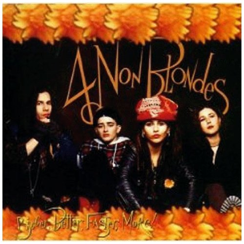 4 Non Blondes image and pictorial