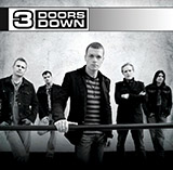 3 Doors Down When It's Over Sheet Music and Printable PDF Score | SKU 67474