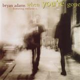 Bryan Adams and Melanie C When You're Gone Sheet Music and Printable PDF Score   SKU 105211