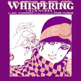 Richard Coburn Whispering Sheet Music and Printable PDF Score | SKU 61639