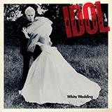 Billy Idol White Wedding Sheet Music and Printable PDF Score | SKU 378997