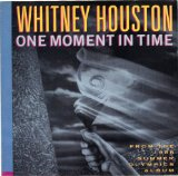 Download or print Whitney Houston One Moment In Time Digital Sheet Music Notes and Chords - Printable PDF Score