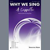 Greg Gilpin Why We Sing Sheet Music and Printable PDF Score | SKU 410527