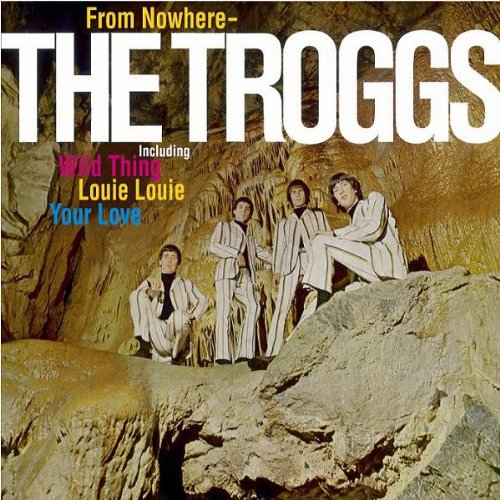 The Troggs image and pictorial