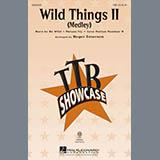 Roger Emerson Wild Things II (Medley) Sheet Music and Printable PDF Score   SKU 289535