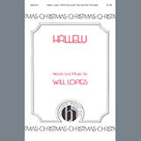 Will Lopes Hallelu Sheet Music and Printable PDF Score | SKU 424511