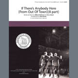 Willard Robison If There's Anybody Here (from Out Of Town) (arr. David Briner) Sheet Music and Printable PDF Score | SKU 407533
