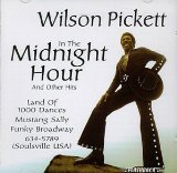 Download or print Wilson Pickett In The Midnight Hour Digital Sheet Music Notes and Chords - Printable PDF Score