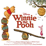 Sherman Brothers Winnie The Pooh Sheet Music and Printable PDF Score | SKU 481379