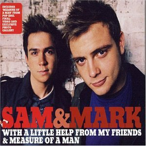 Sam & Mark image and pictorial
