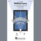 Ed Lojeski Without Love - Tenor Sax Sheet Music and Printable PDF Score   SKU 269427