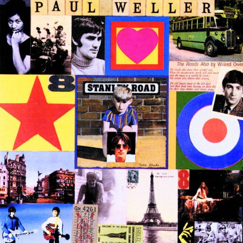Paul Weller image and pictorial