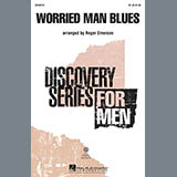 Traditional Folksong Worried Man Blues (arr. Roger Emerson) Sheet Music and Printable PDF Score | SKU 93750