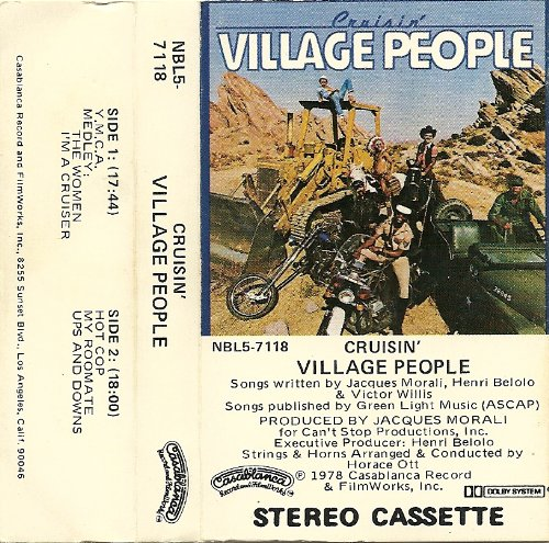 Village People image and pictorial