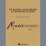 Michael Sweeney Ye Banks and Braes o' Bonnie Doon - Oboe Sheet Music and Printable PDF Score | SKU 344312