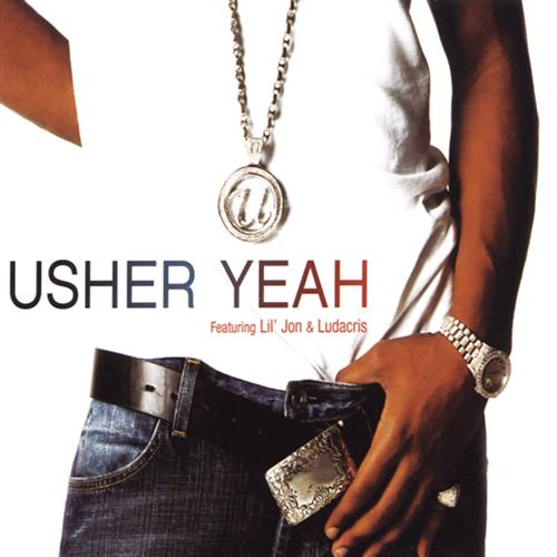 Usher featuring Lil Jon & Ludacris image and pictorial