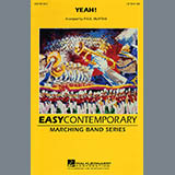 Paul Murtha Yeah! - Baritone T.C. Sheet Music and Printable PDF Score   SKU 281942