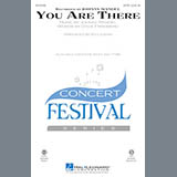 Ed Lojeski You Are There - Drums Sheet Music and Printable PDF Score | SKU 355253