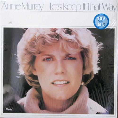 Anne Murray image and pictorial