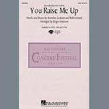 Josh Groban You Raise Me Up (arr. Roger Emerson) Sheet Music and Printable PDF Score | SKU 26909