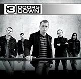 3 Doors Down Your Arms Feel Like Home Sheet Music and Printable PDF Score | SKU 67466