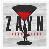 Download or print Zayn Entertainer Digital Sheet Music Notes and Chords - Printable PDF Score