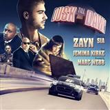 Download ZAYN feat. Sia 'Dusk Till Dawn' Digital Sheet Music Notes & Chords and start playing in minutes