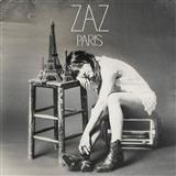 Download or print Zaz I Love Paris - J'aime Paris Digital Sheet Music Notes and Chords - Printable PDF Score