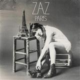 Zaz J'aime Paris Au Mois De Mai Sheet Music and Printable PDF Score | SKU 121044